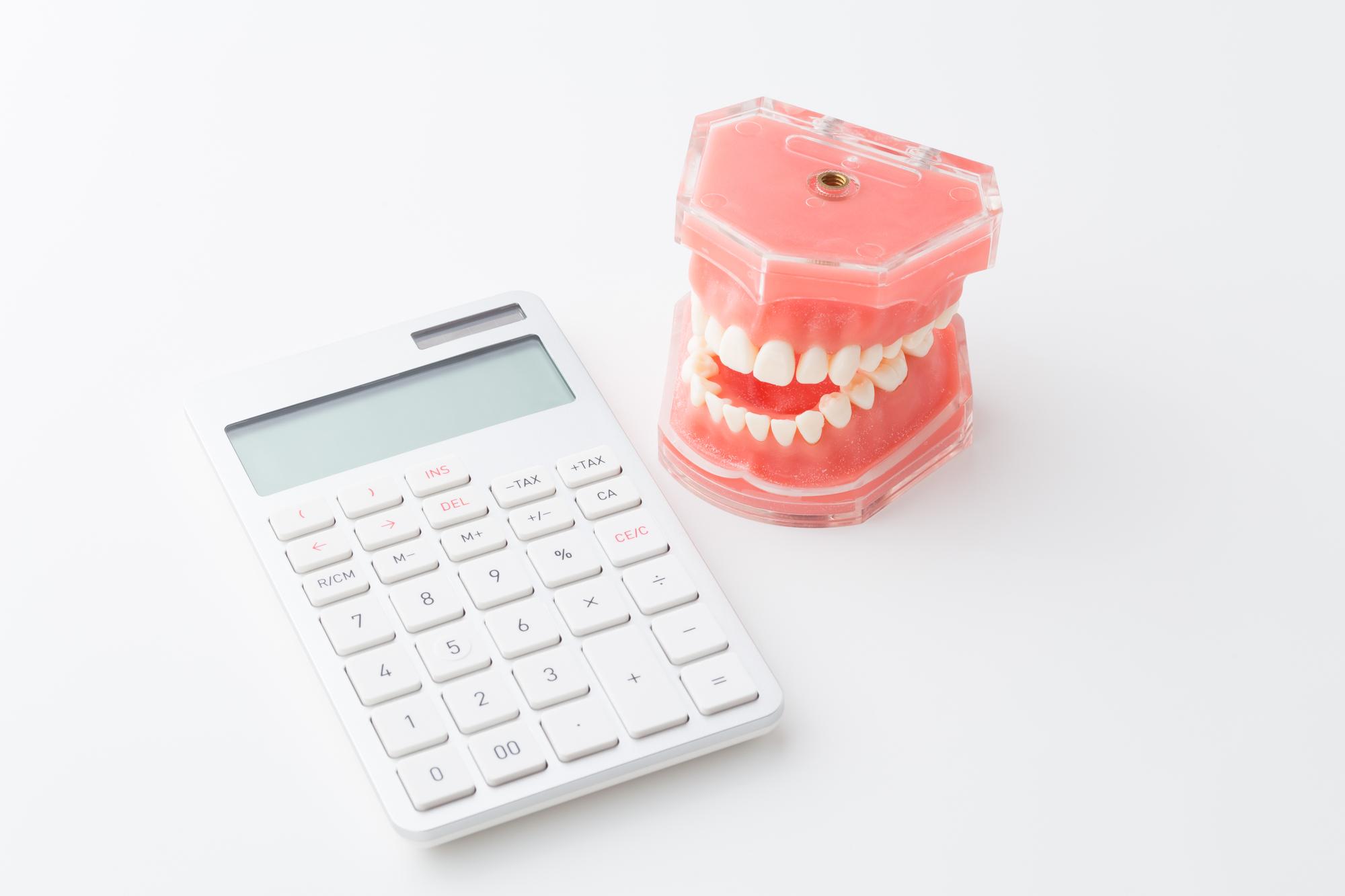 インプラント・入れ歯の治療費|盛岡市